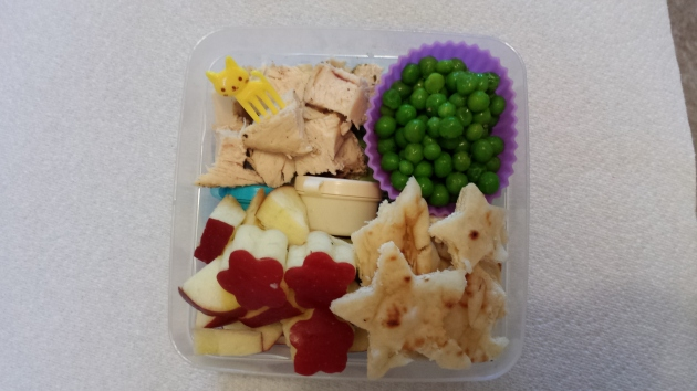 Adventures In Bento: Day 3