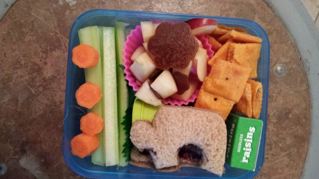 Adventures In Bento: Day 4