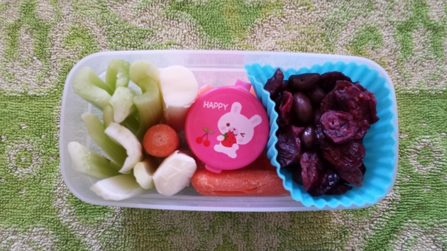 Adventures In Bento: Day 11 Snack Edition